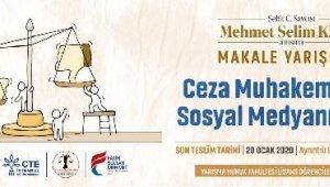 Şehit Cumhuriyet Savcısı Mehmet Selim Kiraz anısına makale yarışması