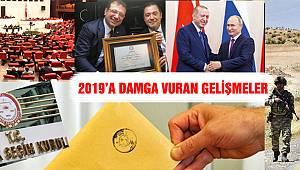 2019 Türkiye'de Böyle Geçti