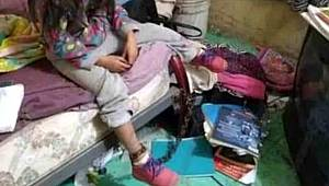 5 yaşındaki kız çocuğuna yapılanlar görenleri kahretti!