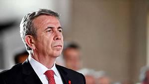 ABB Başkanı Mansur Yavaş, 'Cumhurbaşkanı adayı olacak mısınız?' sorusuna yanıt verdi