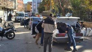 Alaşehir'de okul önleri, park ve metruk binalara polis denetimi