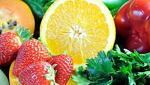 Bağışıklık sistemini güçlendiren sebzeler ve meyveler!