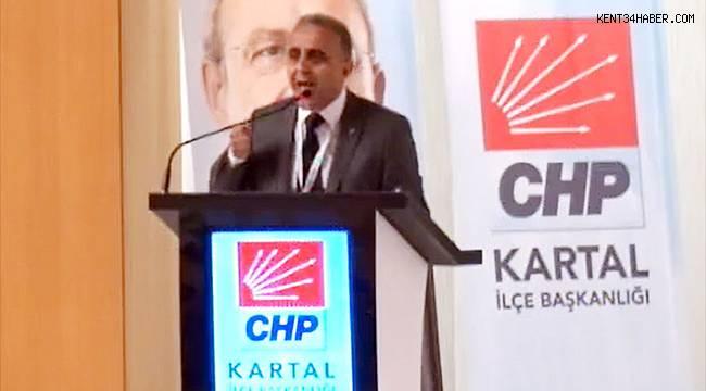 CHP'de herkes Ali Aluç'tan nasibini aldı!