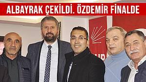 CHP Kartal'da finalin adı Özdemir - Argunşah
