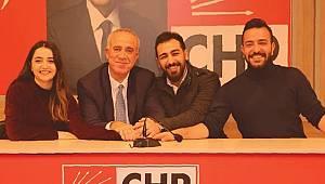 CHP Kartal Gençlik Kolları adaylarından ortak adaylık açıklaması