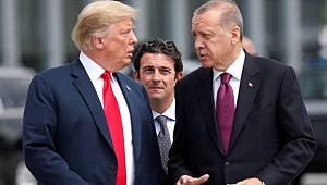 Cumhurbaşkanı Erdoğan, Trump ile Libya'daki son durumu görüştü