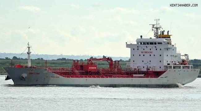 İcralık kargo gemisi İstanbul'da satılacak