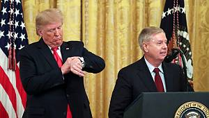 İran olayları sonrası Trump'ın Senato'daki yargı işlemlerine haftaya başlanacak