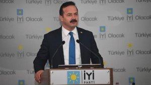 İYİ Parti'li Ağıralioğlu: Bahçeli'nin açıklamasını sonuna kadar destekliyoruz