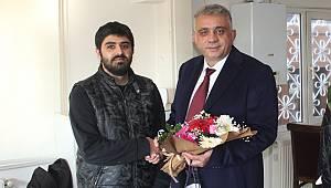 Kartal Belediyesi gazetecileri unutmadı