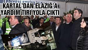 Kartal'dan Elazığ'a Yardım Tırı Gidiyor!