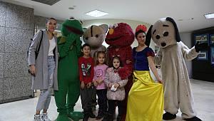 """Maltepe'de """"Çocuk Şenliği"""" eğitici oyunlarla devam ediyor"""