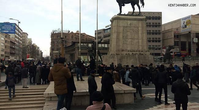 Öğretmenler Ankara'da!