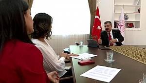 Sağlık Bakanı Koca: 'Aşı reddi ile ilgili tartışmalar yerlileşmeyle azalacak'