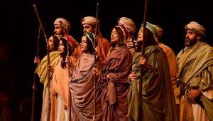 """""""Sancaktepe'yi tiyatronun ve sanatın merkezi haline getirmek için çalışıyoruz"""""""