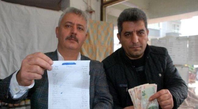 Tokat'ta hayırseverler bin yıllık zimem geleneği ile dar gelirli vatandaşların borçlarını kapatıyor