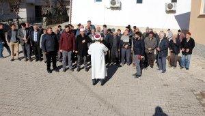Tokat'ta köylüler 'kar duası'na çıktı
