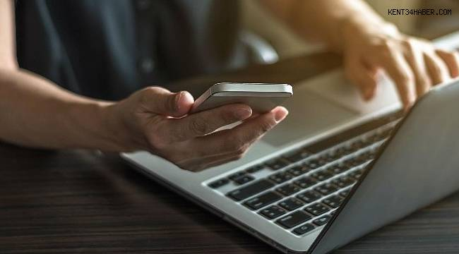 Türkiye'de internete erişim oranı yüzde 88 oldu