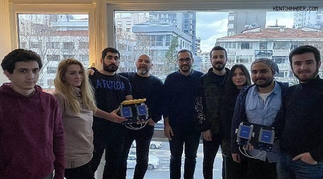 Türkiye'nin yerli ve milli ilk hava kirliliği ölçüm cihazı; Airqoon