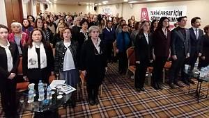 Vatan Partisi Öncü Kadın,İstanbul 5. Kurultayını topladı