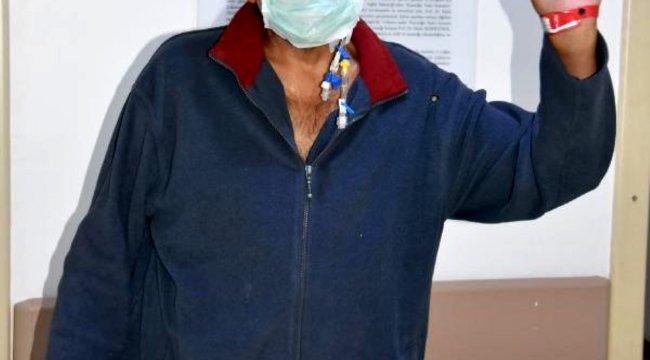 Yeni yılın ilk karaciğer nakli Adana'da gerçekleştirildi