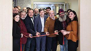 Avrasya Tiyatrolar Birliği Ofisi Maltepe'de açıldı