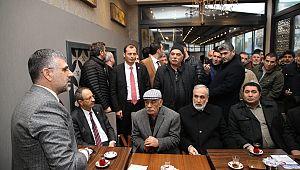 Başkan Keskin, Vatandaşlarla Görüştü