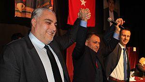 İYİ Parti Kartal İlçe Başkanı Fuat Onbaşılı oldu