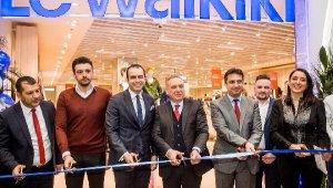 LC Waikiki 1000. mağazasını Kiev'de açtı