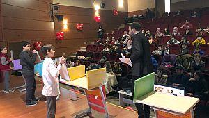 Tuzla'da bilgi ve yetenek yarışması başladı