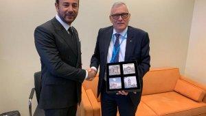 Beşiktaş'a Avrupa Konseyi'nden Yerel Demokrasi ödülü