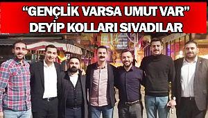 CHP'li Gençler Coranivürüse Karşı Atakta!