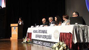 Kartal'da 'Kanal İstanbul' paneli düzenlendi