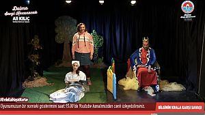 Maltepe Belediyesi Tiyatro Sahnesini Evlere Taşıdı