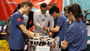 'Sultans of Türkiye' yeni robotuyla otonom ödülünü kazandı