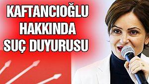Canan Kaftancıoğlu Hakkında Soruşturma!