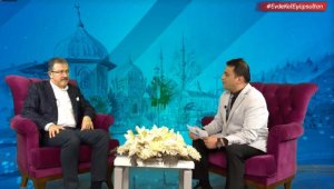 Ramazan'da Eyüpsultan Camii'nden Türkiye'ye canlı yayın yapılacak