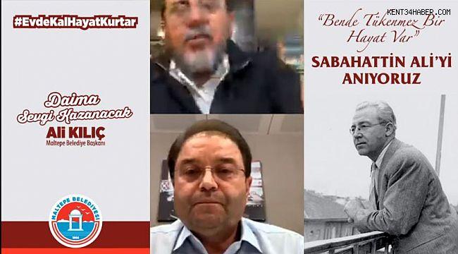 Sabahattin Ali'ye