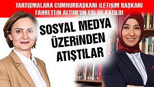 Altun ile Kaftancıoğlu'nun Tweetleri Sosyal Medyayı Salladı!