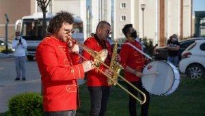 Başakşehir'de Bando Takımından Müzik Ziyafeti