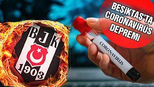 Beşiktaş'ta Corona Paniği!