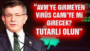 """Davutoğlu'ndan """"Normalleşme"""" Tepkisi!"""