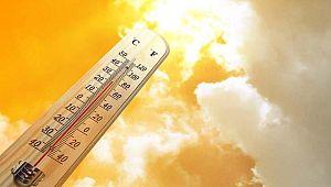 Hafta sonu kavurucu sıcaklar geliyor!