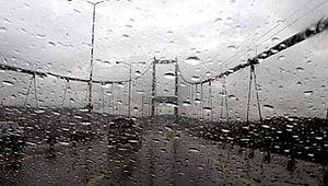 İstanbul sağanakla uyandı