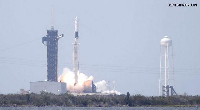 SpaceX uçuşu başarılı gerçekleşti