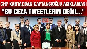 """CHP Kartal: """"Kararın 23 Haziran'da Açıklanması Manidar"""""""