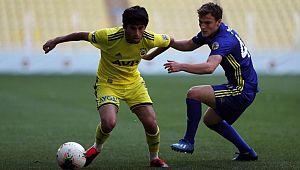 Fenerbahçe, Ülker Stadı'nda hazırlık maçı oynadı