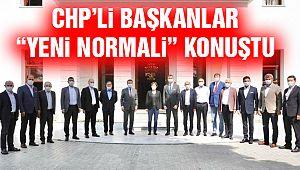 """İstanbul'un CHP'li Başkanları """"Yeni Normali"""" Konuştu"""
