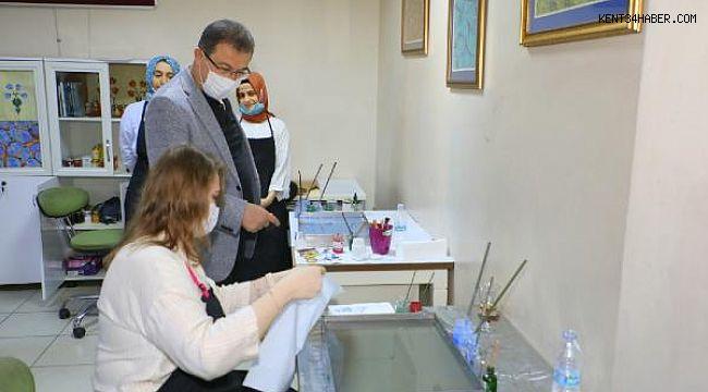 Sertarikzade Kültür ve Sanat Merkezi'nde Telafi Dersleri Başladı