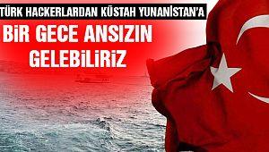 Türk Hacker'lar Yunanistan'ı Yine Hacledi!